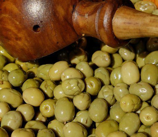 Come conservare le olive sott'olio